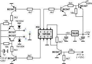 Afb. 2 Het schema van de sequencer