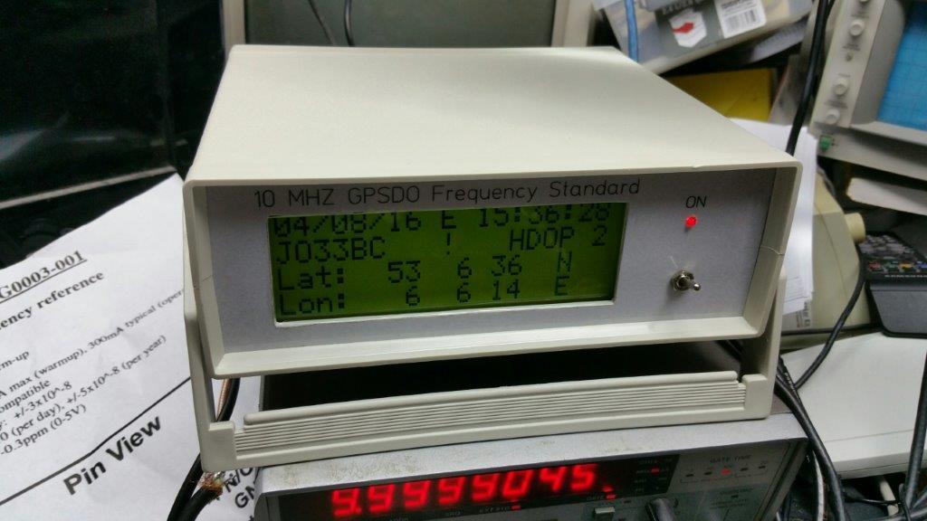 Arduino en GPS data | hamradio